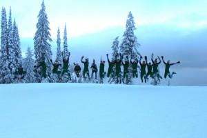 Dartmouth Skiing!