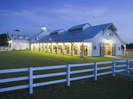 SCAD Equestrian Center