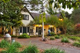 Anne Hathaway Cottage at Dominican University of California