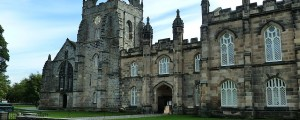 The University of Aberdeen (Scotland)