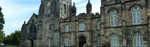 The University of Aberdeen (Scotland)