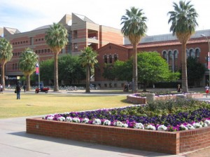University of Arizona Campus Quad