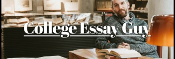 Anne Wager & The College Essay Guy Podcast